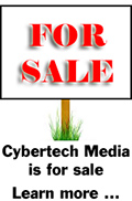 Cybertech Media is for sale